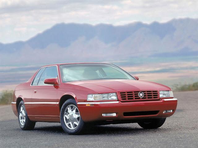 2002 Cadillac Eldorado | キャデラック・エルドラド (2002)