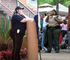 America cops