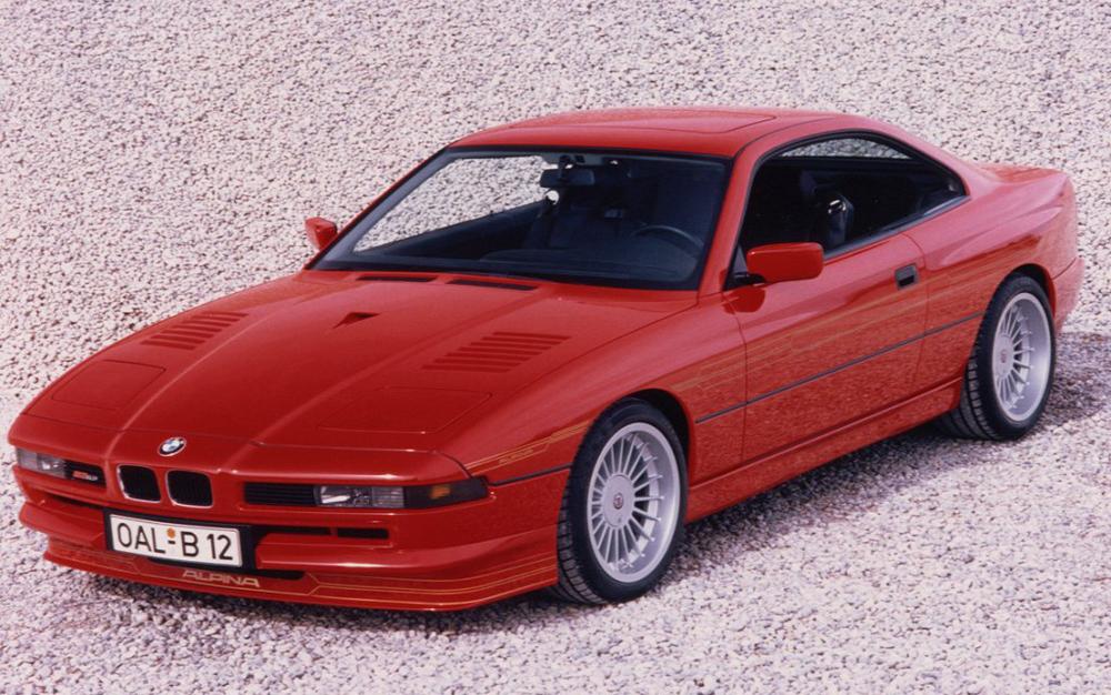 Automotive Database: BMW 8 Series (E31)