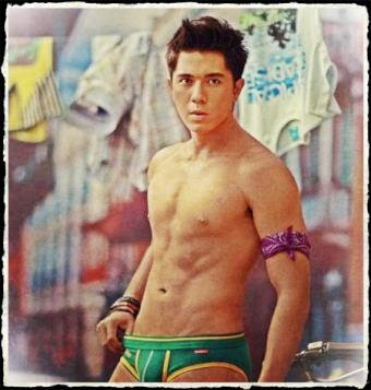 Paulo Avelino Bench Body 2012 Summer