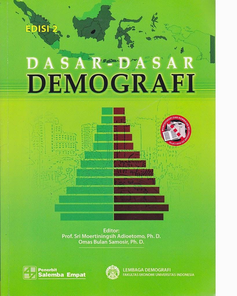 Dasar-Dasar Demografi (Edisi 2)