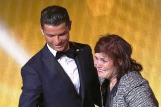 Ronaldo dan Ibunya