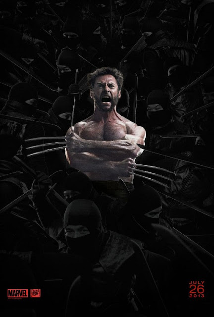 The Wolverine Teaser One Sheet Movie Poster