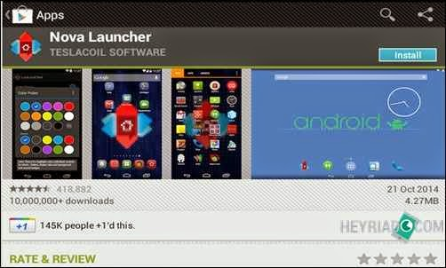 Cara Mengganti Tampilan Android Agar Lebih Cantik