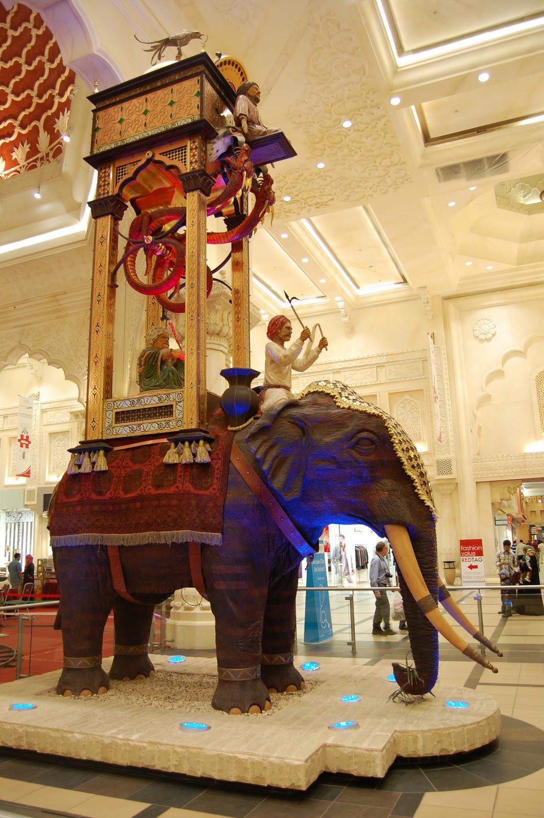 Ibn battuta mall video