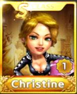 Karakter Christine S Let's Get Rich