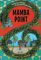 book cover of Mamba Point by Kurtis Scaletta published by Knopf