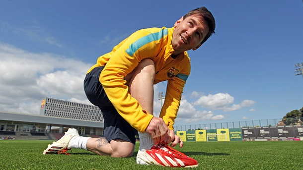 Messi - Barcelona 2013