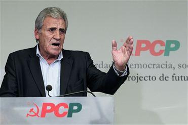 Portugal: Jerónimo de Sousa recusa compreensão ou aceitação de aumentos dos preços