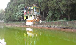 Aritar Lake Rhenok Sikkim