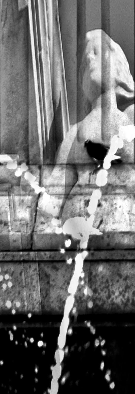 detalle de la maqueta águila roja paloma negra 2