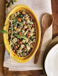 http://deliciousliving.com/recipes/herbed-bread-and-vegetable-stuffing-0