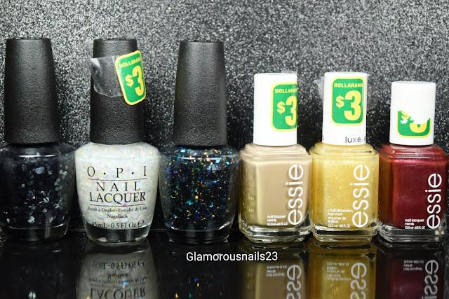 O.P.I. & Essie Nail Polish