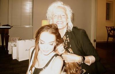 Lindsay Lohan Lady Gaga ARTPOP-4