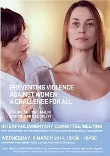 PARA COMEMORAR O DIA INTERNACIONAL DAS MULHERES | Conferência no Parlamento Europeu