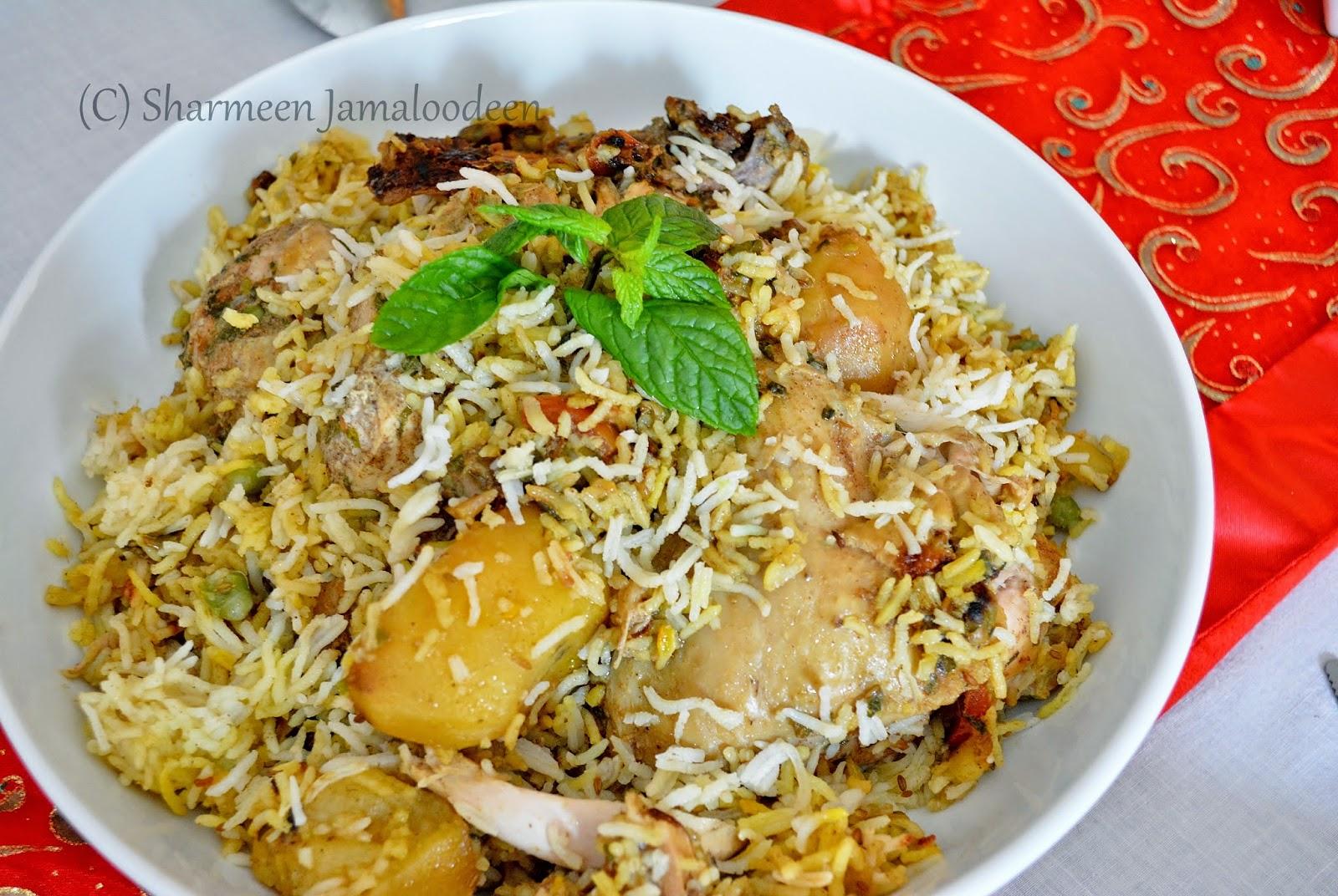 mauritian chicken biryani confessions of a foodaholic