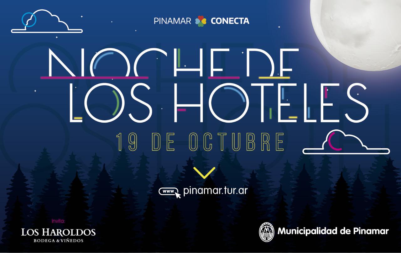 La noche de los Hoteles en Pinamar