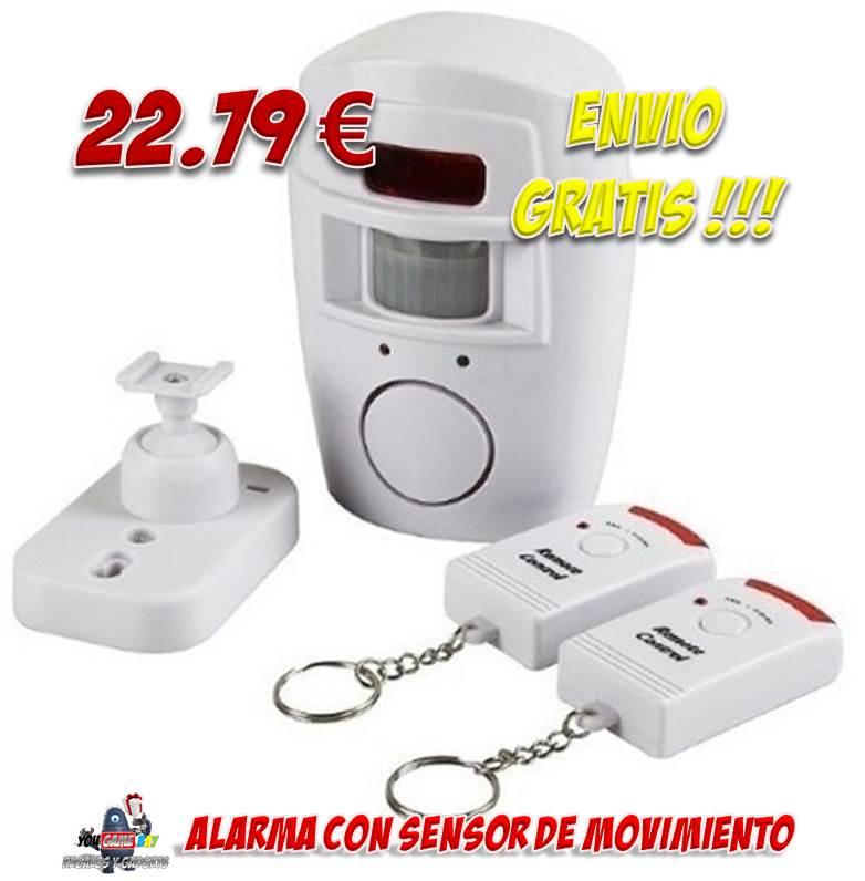 Adictos a los videojuegos consolas telefonia e - Sensores de movimiento con alarma ...
