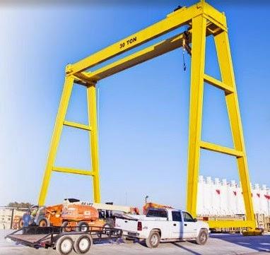 ProservCrane Gantry Cranes