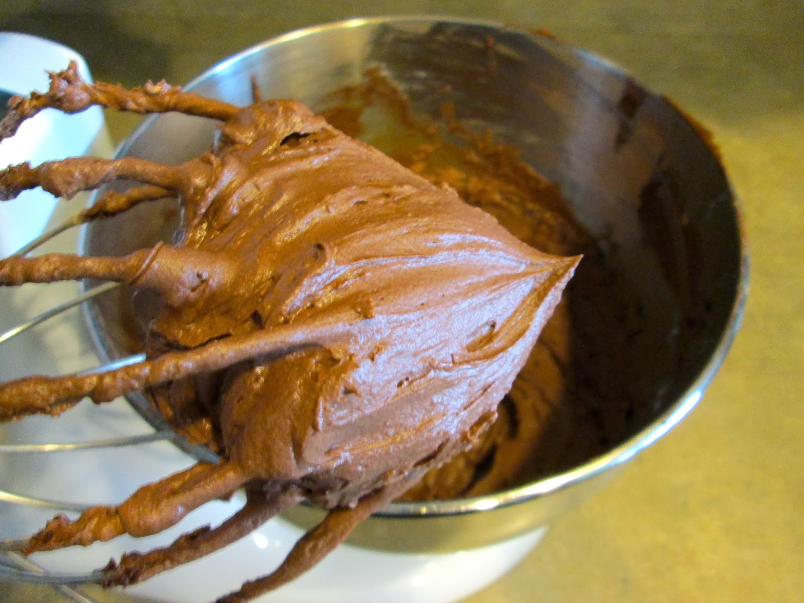 My Sweet Mission: Ultimate Chocolate Fudge Frosting