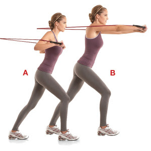 Resistance Band for Muscle Mass and Weight Loss