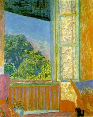 La finestra oberta (Pierre Bonnard)