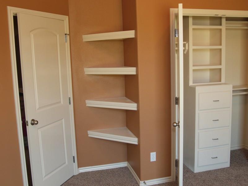 Closet Door into Pocket