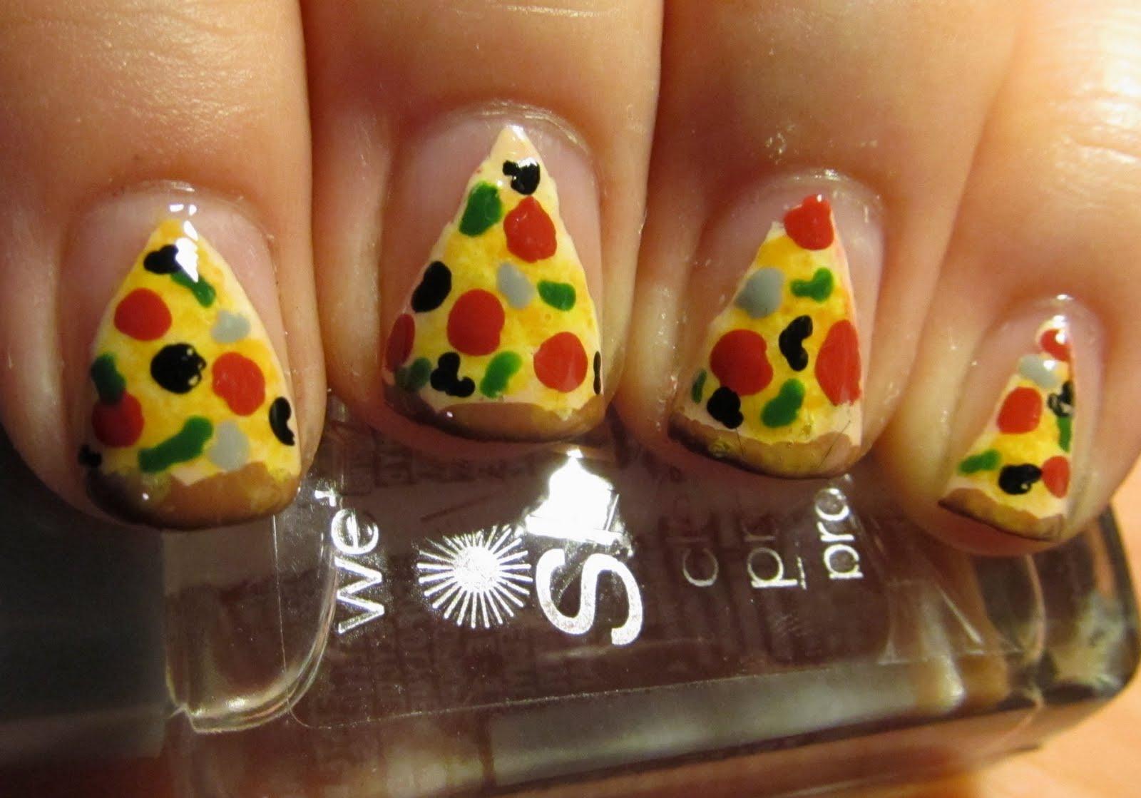 Nail Art Ideas » Wu Tang Nail Art - Pictures of Nail Art Design Ideas