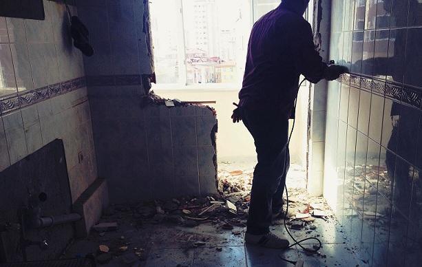 tadilat duvar yıkım hazioz
