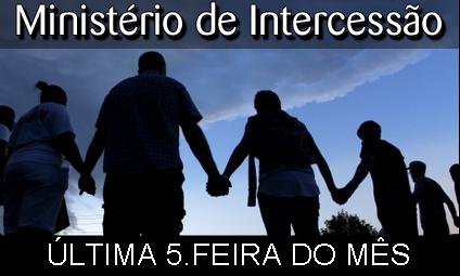 CULTO DE INTERCESSÃO