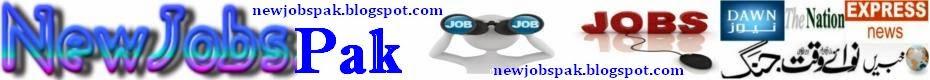 Pakistan New Jobs