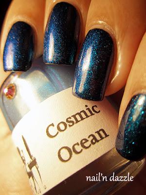Cosmic Ocean nail polish