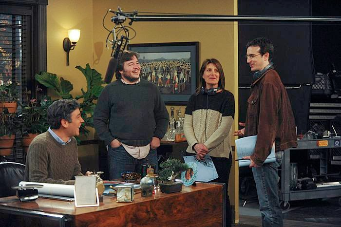 HIMYM Series Finale Behind-the-Scenes Photos