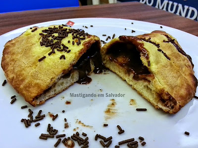 Domino's Pizza: Chocobread