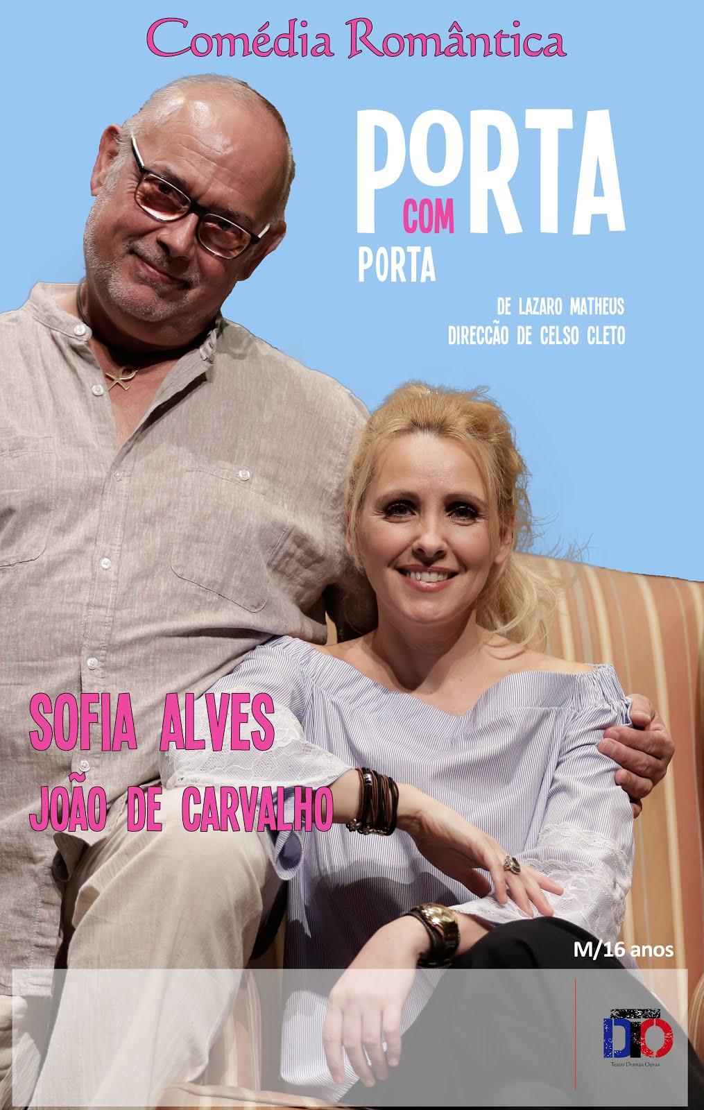 PORTA COM PORTA - Com Sofia Alves e João de Carvalho