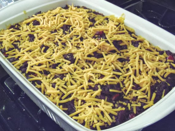 ... on the iconic cincinnati chili i know i took some great liberties with