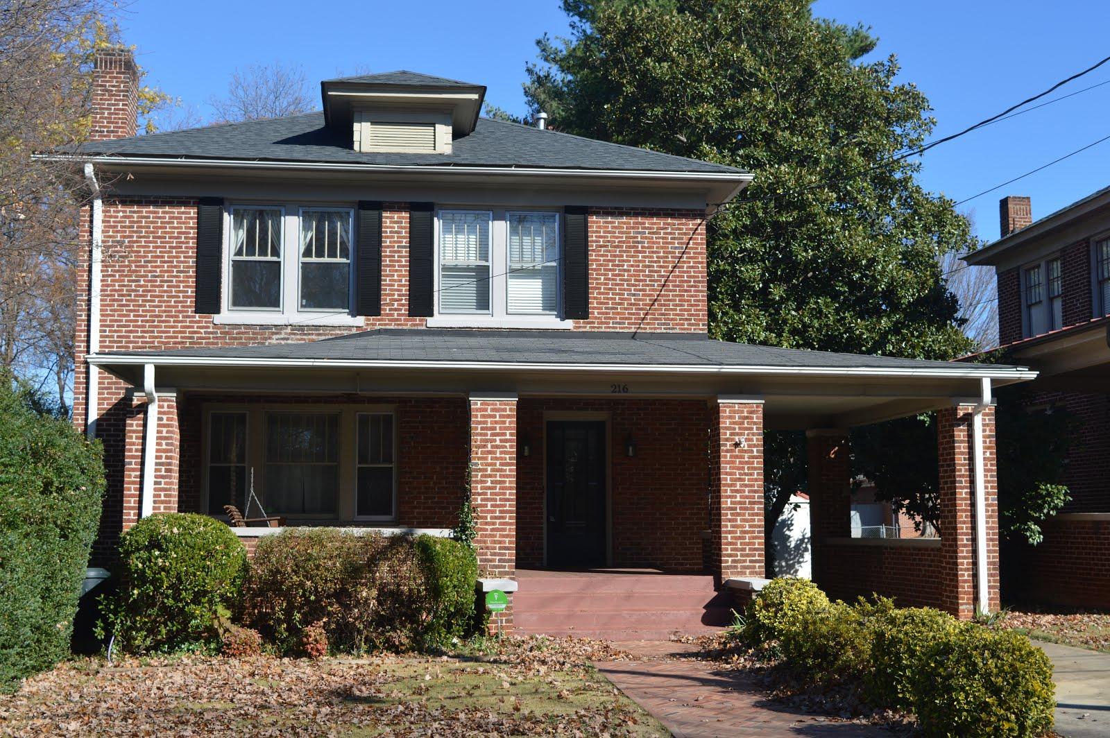 216 Mitchell Avenue, Salisbury NC 28144 ~ circa 1921 ~ $157,000