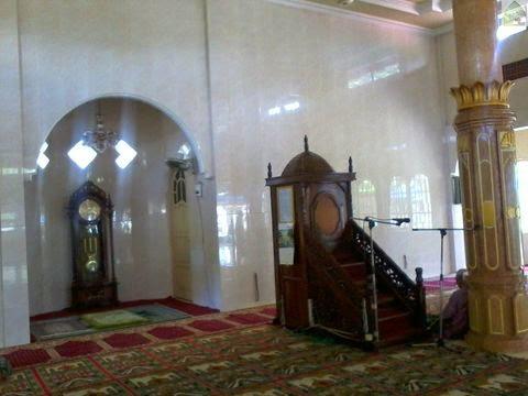 mimbar masjid al abrar