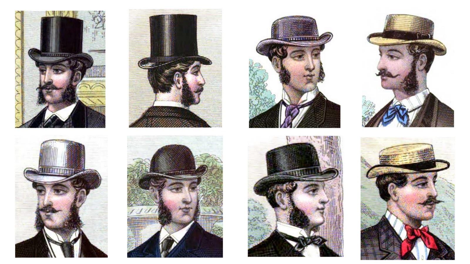 Sasha Hart Cg Artist Character Design Victorian Mens