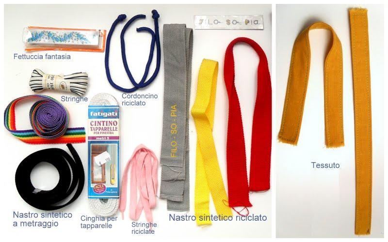 Conosciuto filo-so-pia: COME si FA: manici e borse HS74