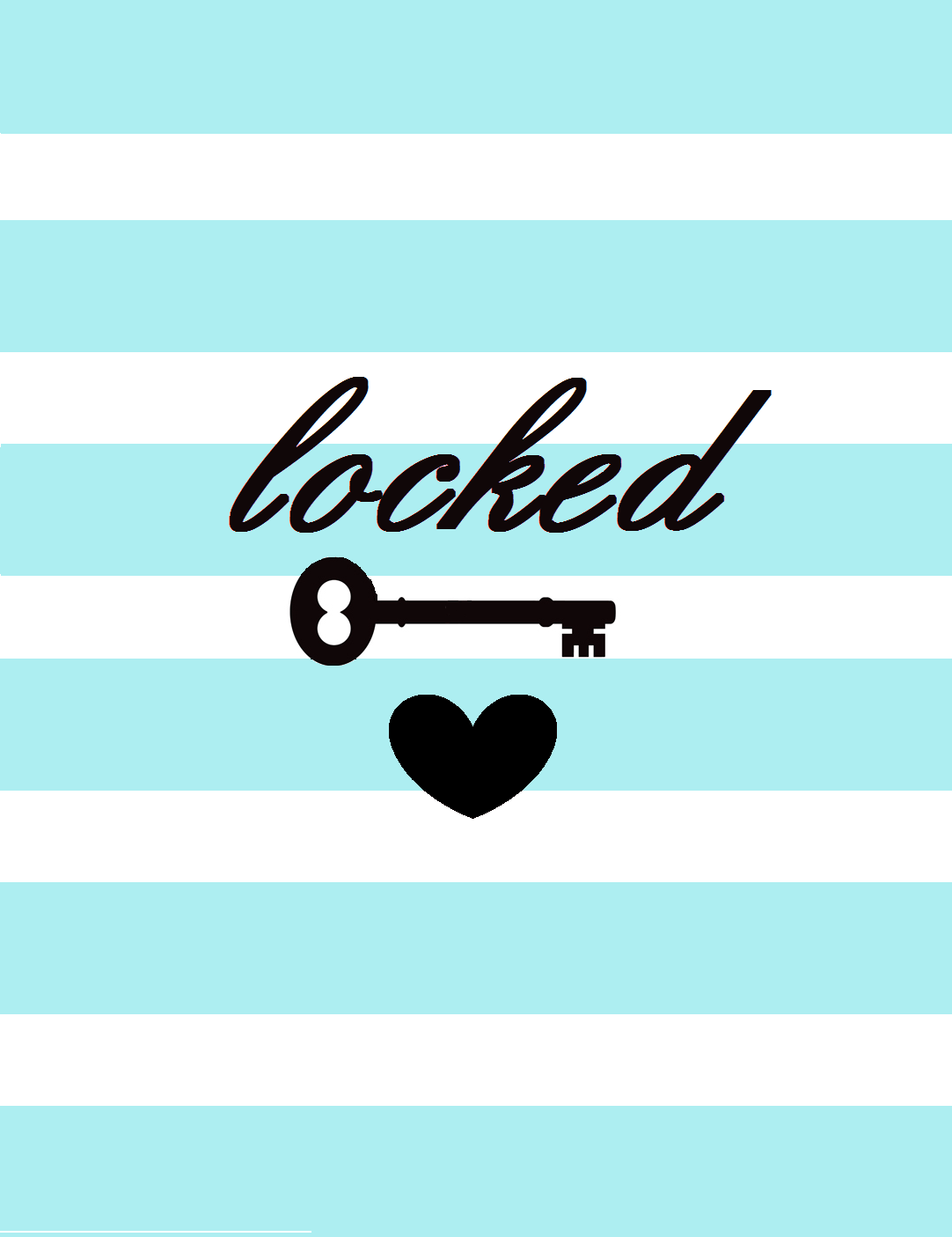 locked wallpaper
