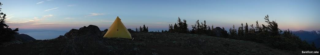 klahhane ridge camp
