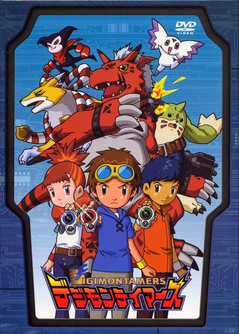 Digimon Adventure Ss3 | Digimon Tamers | Digimon: Digital Monsters 03 - Thế Giới Digimon Ss3 2001 Poster