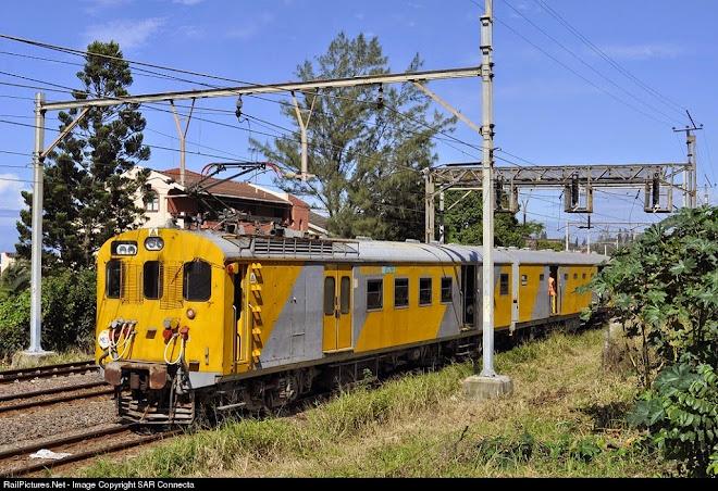 Metrorail Durban's Emergency Train (MET)