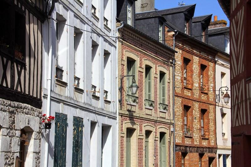 Honfleur - Centre ville historique