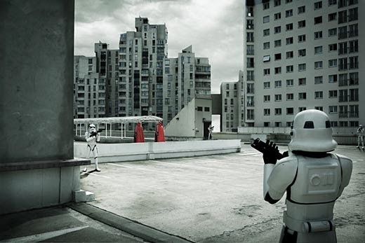 Star Wars Characters Photography
