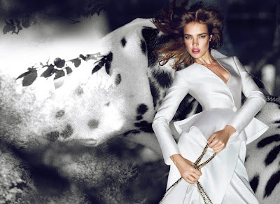 Models CamTV: NATALIA VODIANOVA - Russian Top Model