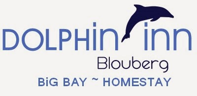 Dolphin Inn and Big Bay Homestay ~ Bloubergstrand