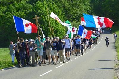 Pellegrinaggio di Notre-Dame de Chrétienté