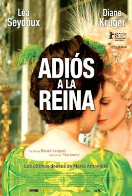adios a la reina 13543 Adiós a la Reina (2012) Español
